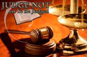 judge-not
