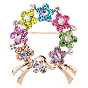 fashion-jewelry-gold-plated-colorful-full-crystal-inlay-geometric-shape-brooch