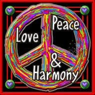 PeaceLoveHarmony